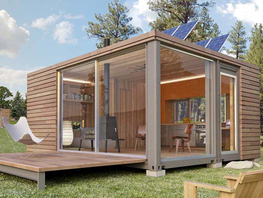 Shipping container homes, prefab shipping container homes
